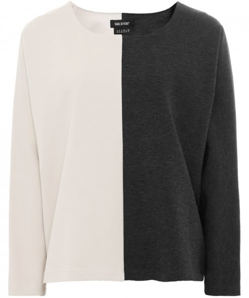 Isabel de Pedro Colour Block Jumper