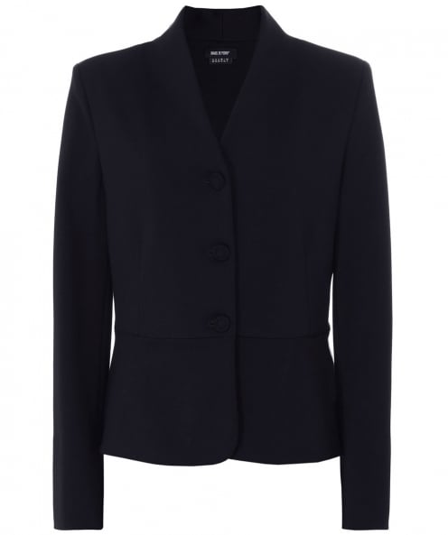 Isabel de Pedro Lace Up Back Tailored Jacket