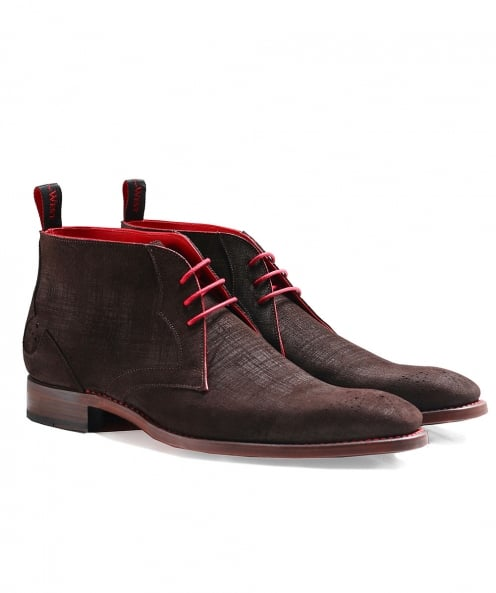 Jeffery-West Leather Waster Libertine Chukka Boots
