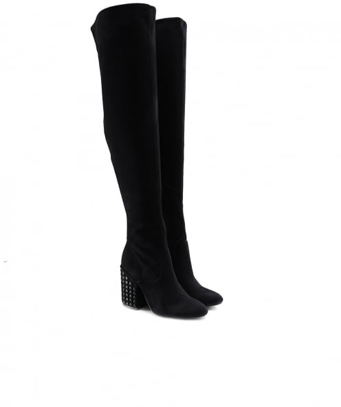 Kendall and Kylie Brett Thigh High Boots