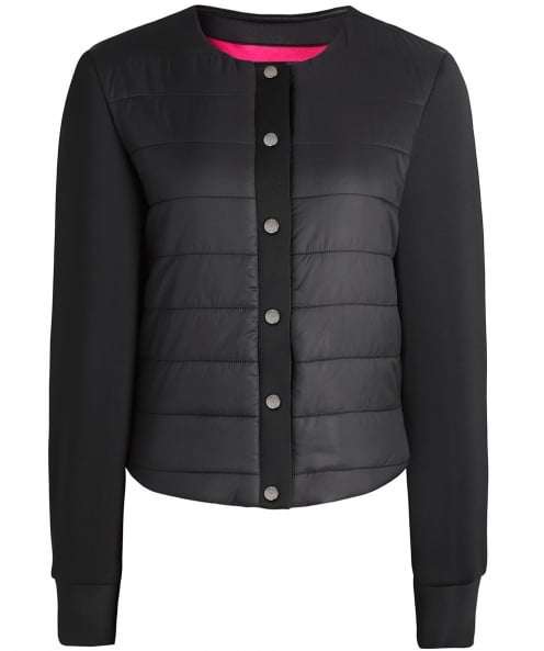 Armani Jeans Structured Blouson Jacket