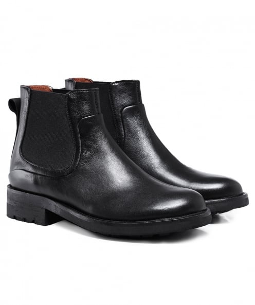 H by Hudson Leather Carter Boots