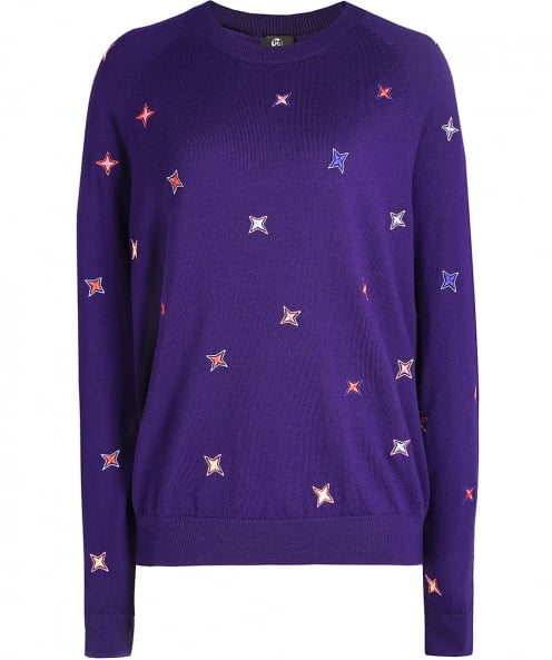 PS by Paul Smith Wool Stars Jumper
