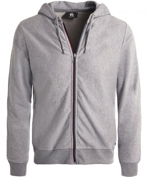 PS by Paul Smith Zip-Through Jersey Hoodie