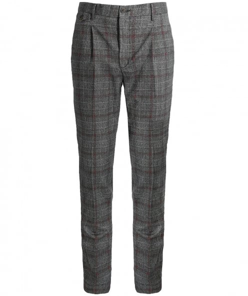 Hackett Prince of Wales Check Trousers