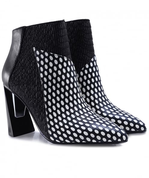 United Nude Zink Hi Ankle Boots