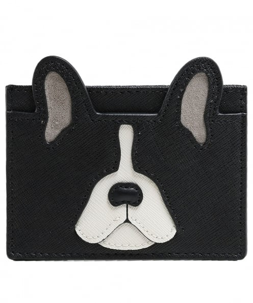 Kate Spade New York Antoine Frenchie Card Case