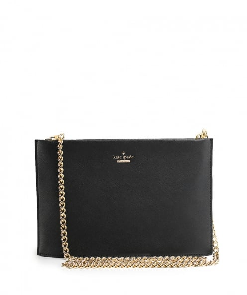 Kate Spade New York Leather Sima Clutch Bag