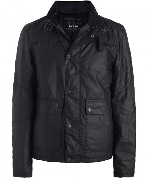Barbour International Wax Inlet Jacket