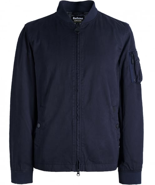 Barbour International Switch Bomber Jacket