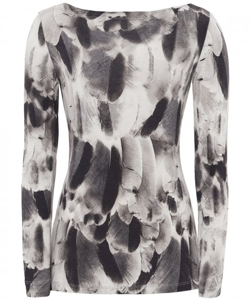 Isabel de Pedro Flower Burst Long Sleeve Top