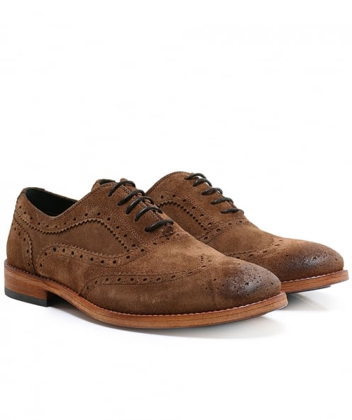 Barbour Beale Oxford Brogues