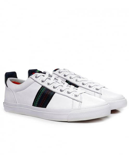 PS by Paul Smith Leather Seppo Trainers