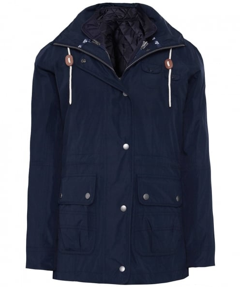 Barbour Throw Waterproof Jacket