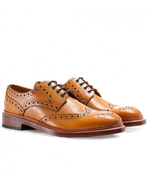 Oliver Sweeney Leather Saunders Brogues