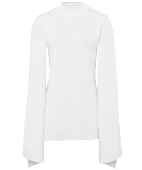 Solace London Adelia High Neck Top