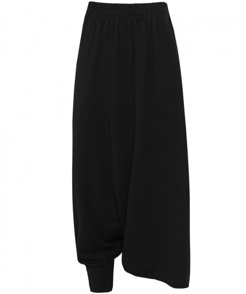 Crea Concept Draped Assymetric Trousers