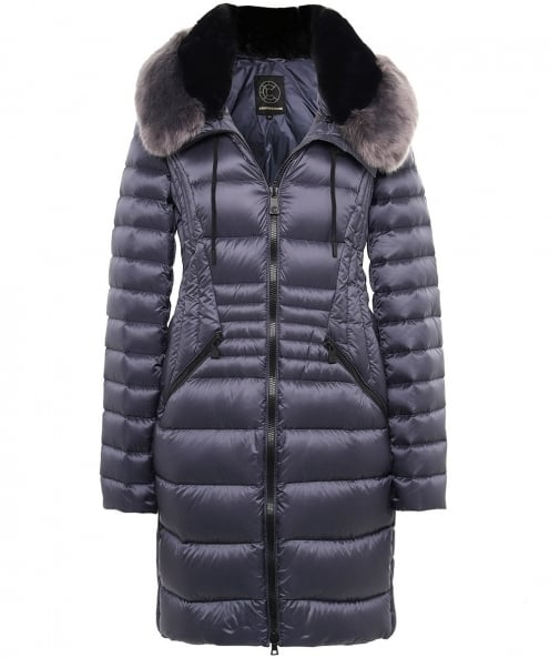 Creenstone Quilted Down Jacket