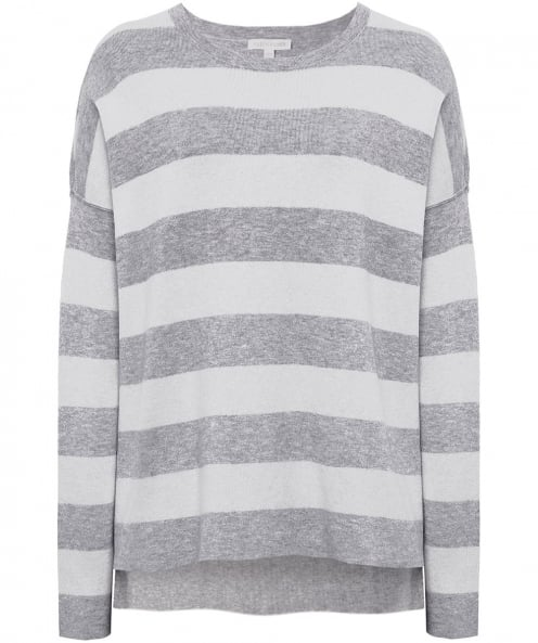 Eileen Fisher Cashmere Stripe Jumper