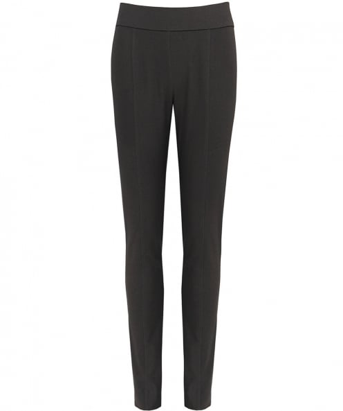 Eileen Fisher Stretch Crepe Trousers