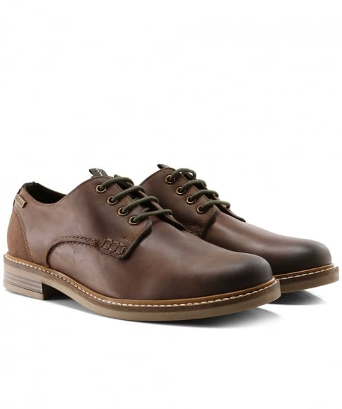 Barbour Leather Bramley Shoes