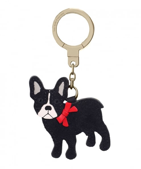 Kate Spade New York Leather Antoine Keyring