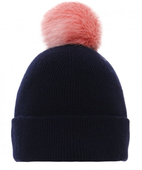 PS by Paul Smith Lambswool Bobble Hat