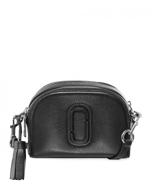 Marc Jacobs Leather Shutter Camera Bag