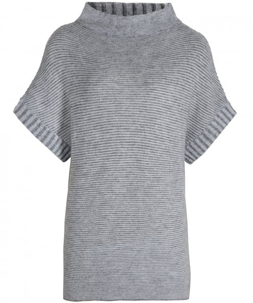 Oska Wool Utha Short Sleeve Jumper