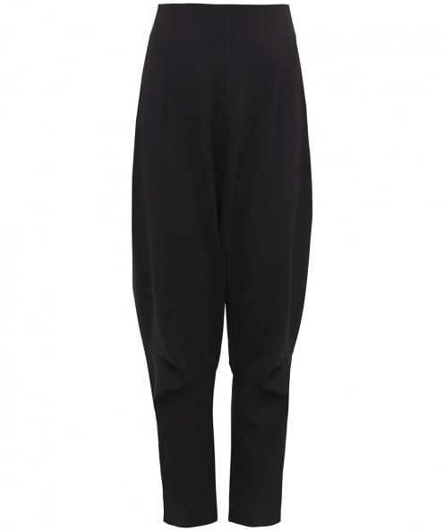 Rundholz Oversized Drop Crotch Trousers