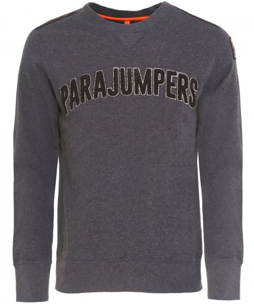 Parajumpers Cotton Caleb Crew Neck Jumper