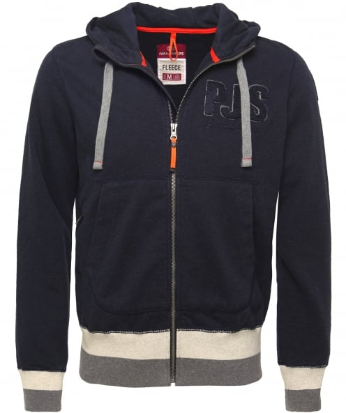 Parajumpers Zip-Through Charlie Hoodie