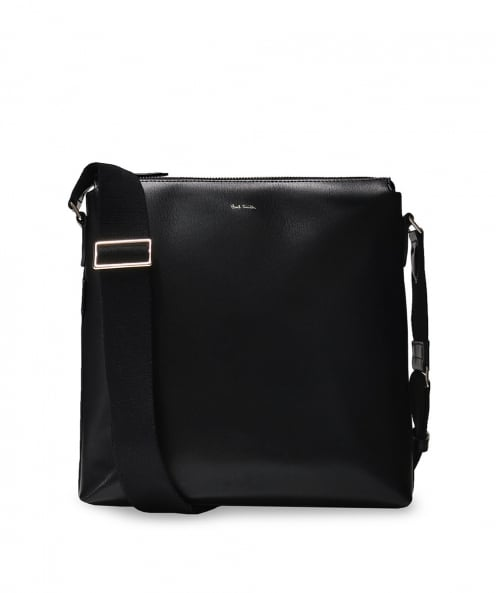 Paul Smith Leather New City Cross Body Bag