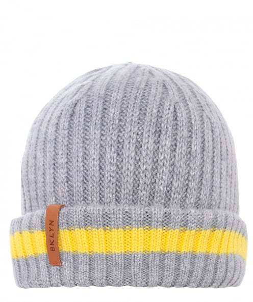 BKLYN Merino Wool Beanie Hat