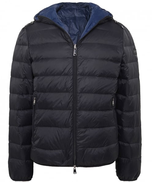 Armani Jeans Reversible Down Jacket