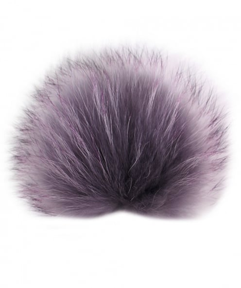 BKLYN Tipped Fur Pom Pom