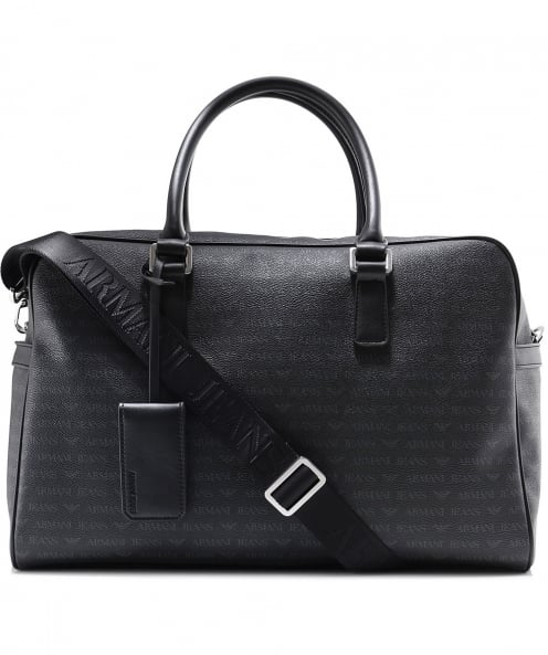 Armani Jeans Logo Travel Bag