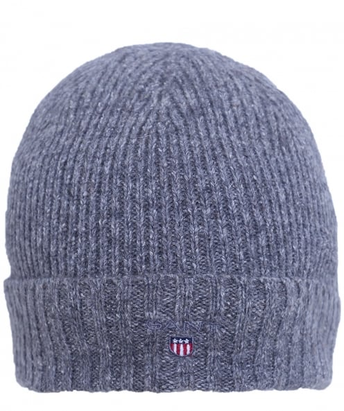 Gant Fleece Lined Beanie Hat
