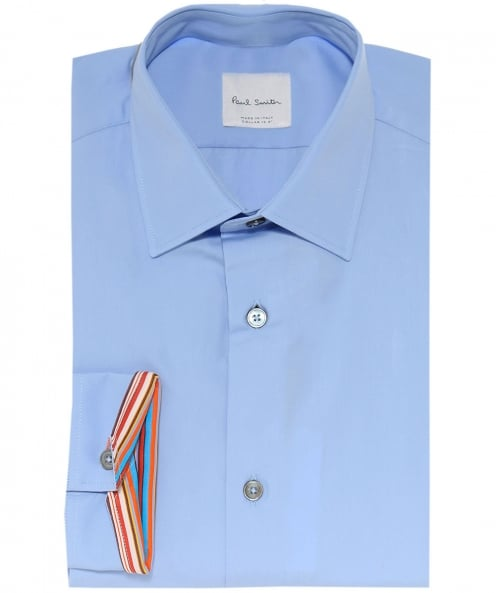 Paul Smith Tailored Fit Striped Cuff Shirt