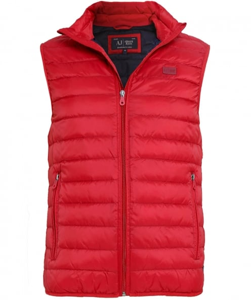 Armani Jeans Lightweight Down Gilet