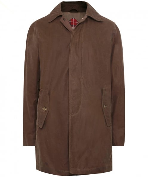 Baracuta Waxed Cotton G10 Raincoat