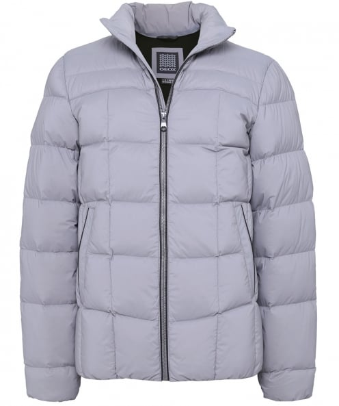 Geox Quilted Down Jacket