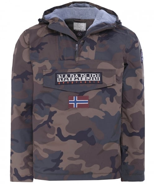 Napapijri Hooded Rainforest Anorak