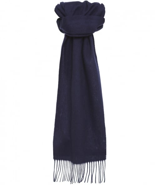 Hemley Plain Wool Scarf