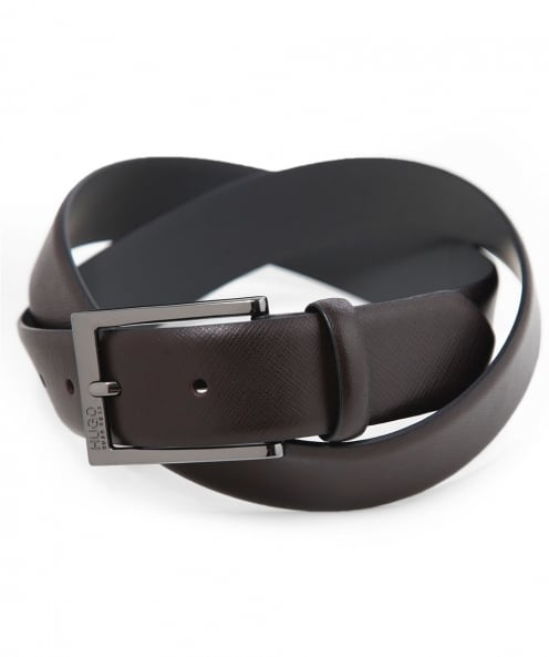 HUGO Leather C-Grasos_Sz32_ltem Belt