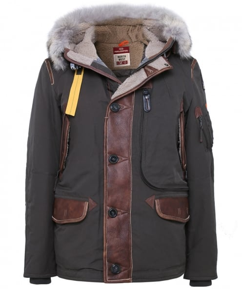 Parajumpers Hooded Forrest Parka