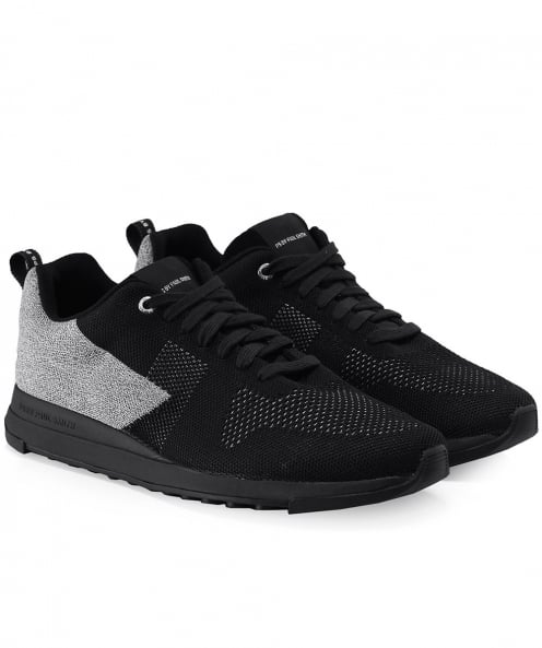 PS by Paul Smith Knitted Rappid Reflective Trainers