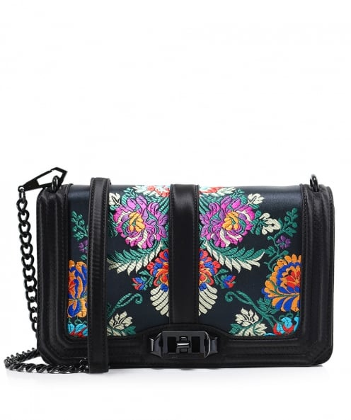 Rebecca Minkoff Floral Love Crossbody Bag