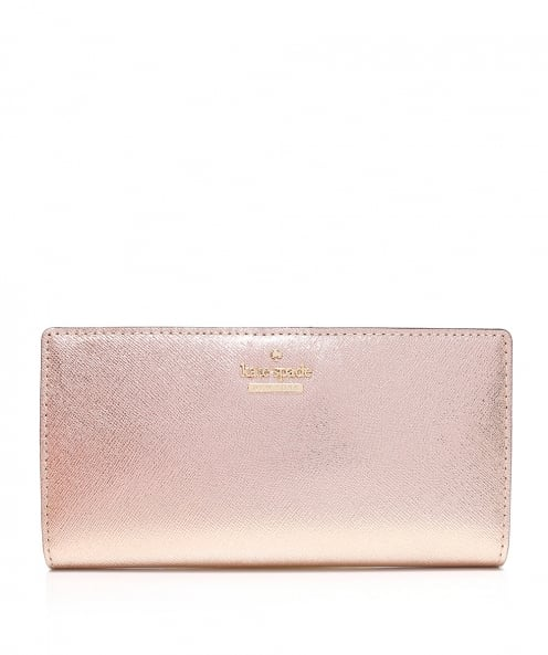 Kate Spade New York Leather Stacy Popper Purse