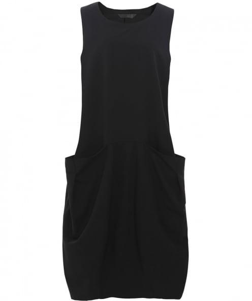 Moyuru Back-To-Front Pocket Dress